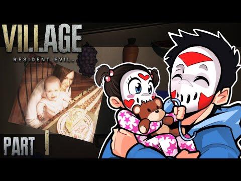 MUST PROTECT THE BABY! - Resident Evil Village: Part 1 (Full Game Walkthrough)