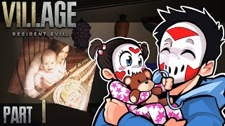 MUST PROTECT THE BABY! - Resident Evil Village: Part 1 (Full Game Walkthrough)