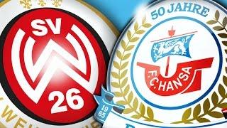 Hansa-TV-Vorbericht zum Auswärtsspiel gegen den SV Wehen Wiesbaden