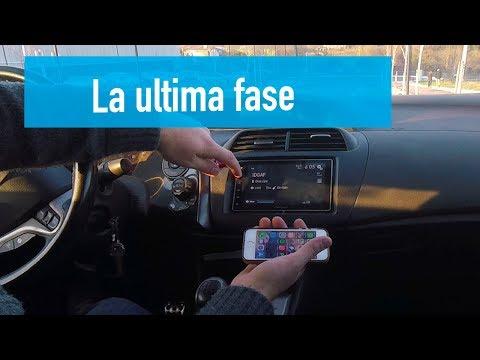 Cambiar equipo musica Honda Civic Parte 3 Español