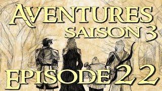 Aventures Saison 3 # 22   L'appel du sang