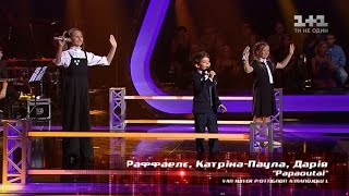 "Download Рафаэлле, Катрина-Паула, Дарья - ""Papaoutai"" Mp3 and Videos"