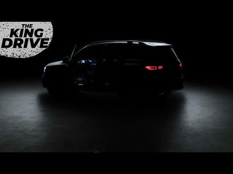 Обзор Mercedes GLB