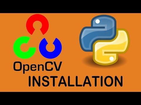OpenCV3 Tutorials 1: Installing OpenCV 3 in Windows 7 Python 2 7