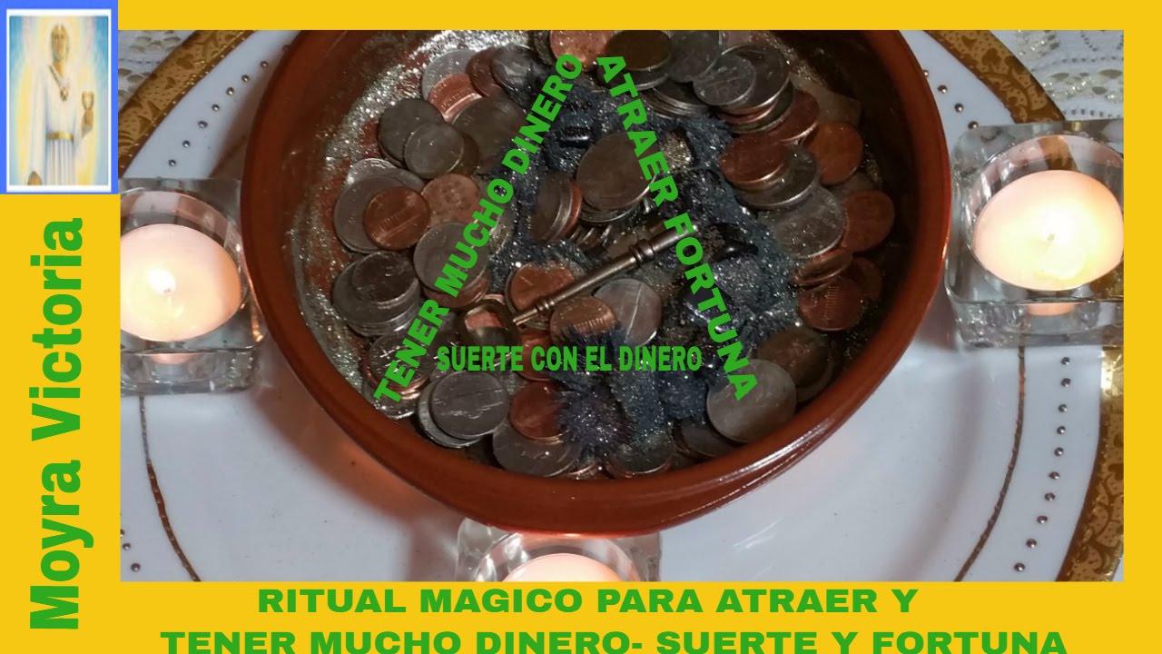 Ritual magico para atraer y tener mucho dinero suerte y - Ritual para tener suerte ...