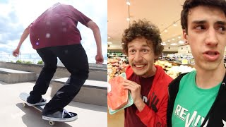 A Day in the Life 9: Skateboarding, Friends, and Watermelon.