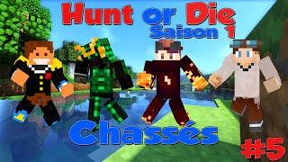 Hunt or Die - Saison 1 / Episode 5 - On Retourne Dans Le Nether