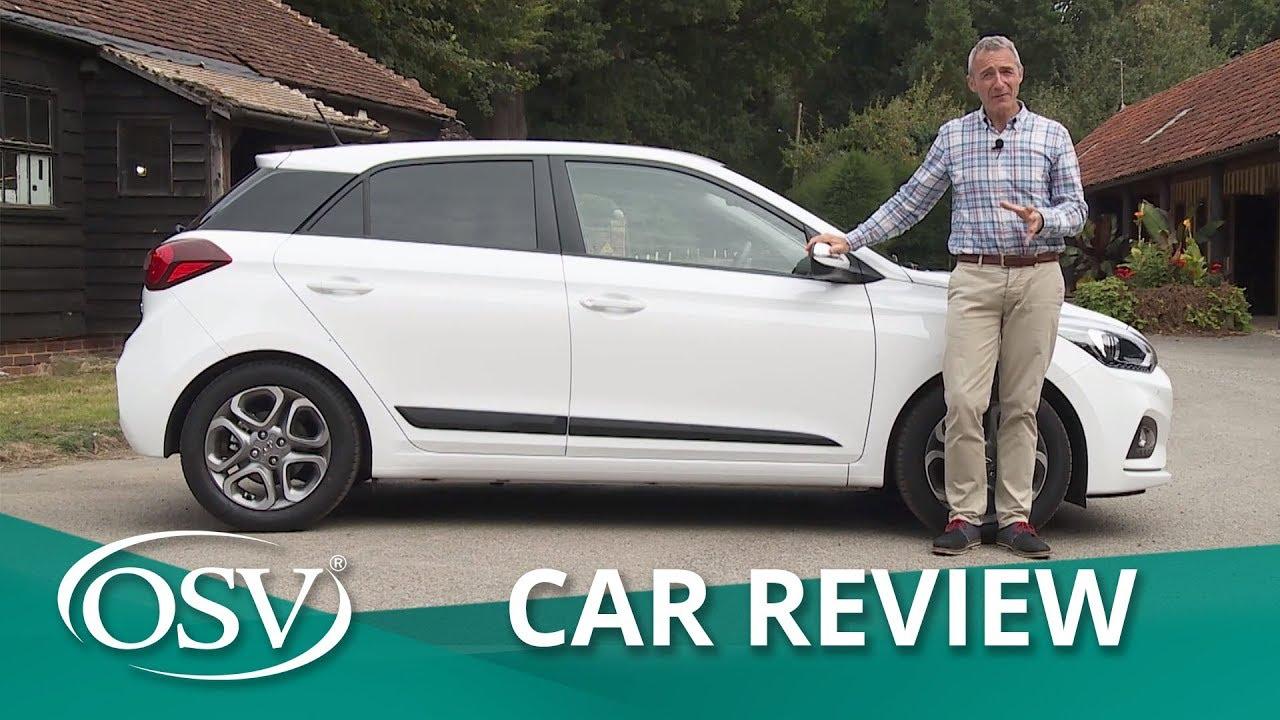 Hyundai i20 2018 In-Depth Review   OSV Car Reviews