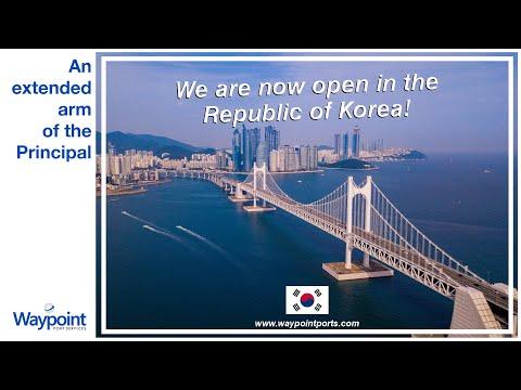 Waypoint Port Services Korea Ltd.