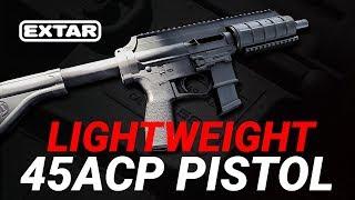Extar EP45 Lightweight Pistol Review