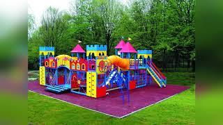 Установка детских площадок