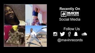 Recently on Mavin Records Social Media. Part 2