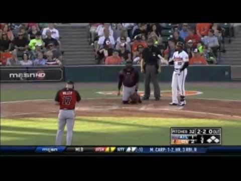 2015/4/3 MLB.TV Game of the Day Atlanta Braves VS Baltimore Orioles (勇士 VS 金鶯)