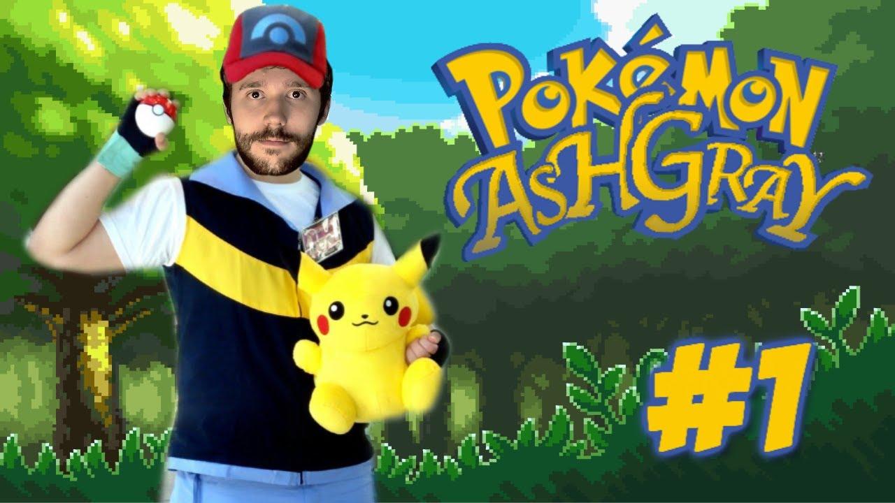 Прохождение игры pokemon ash gray
