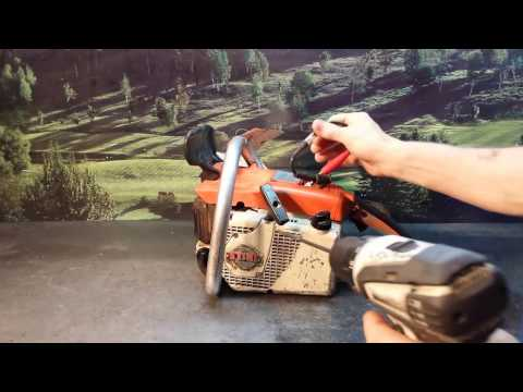 The Chainsaw Guy Shop Talk Stihl 031 Ignition Repair YouTube