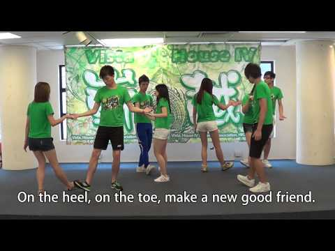 Changing Partners--嶄越O Camp 2013-14(Campfire Dance Demonstration)