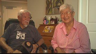 Wedding Week: The sweet love story of Taye and Ken Tashiro