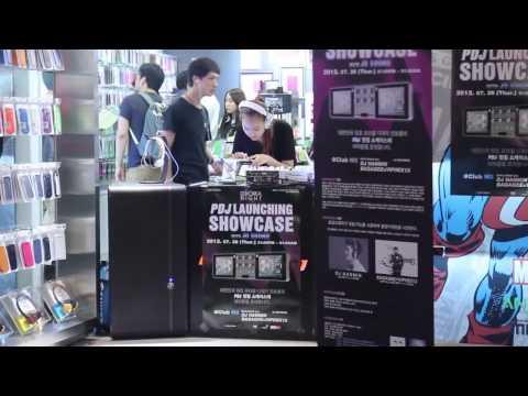 PDJ Launching Showcase @ ANYMODE Store, Seoul Korea - SOON IN DUBAI