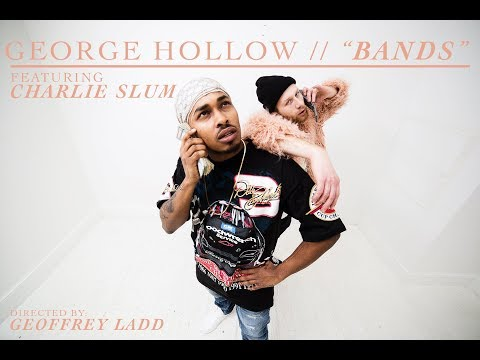 George Hollow Feat. Charlie Slum - BAND$ (Official Music Video)