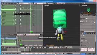 Blender Game Engine: Simple Character(http://cgcookie.com/blender/2010/05/13/game-enginecharacter-part-1/ In this first section of this Blender 2.5 Video Tutorial, I cover the creation of a ..., 2012-10-05T16:04:12.000Z)