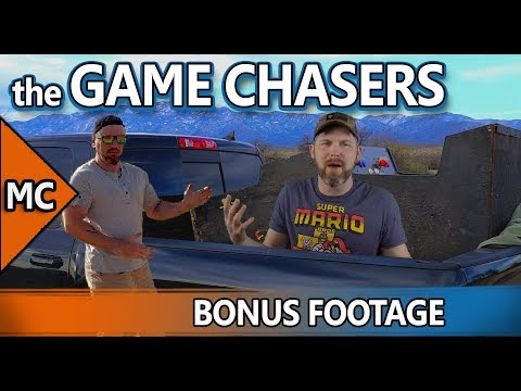 The Game Chasers - The Ghost In The Shell EXTRA FOOTAGE