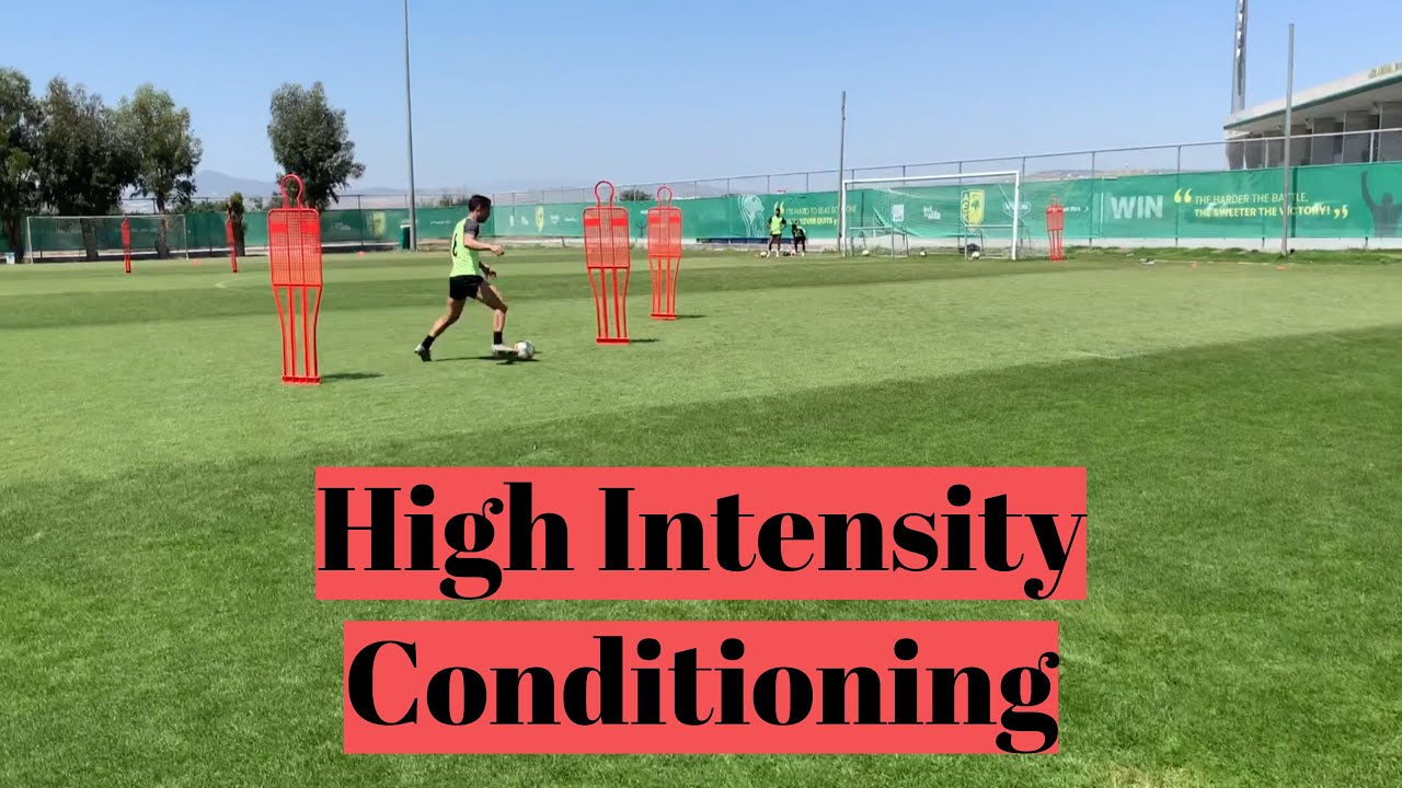 High Intensity Conditioning Circuit for Football/Soccer