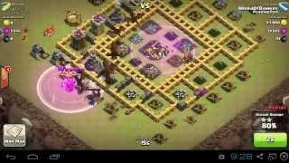 Clash Of Clans (Battle Of The Clans) - Dragon Raids - Episode 2