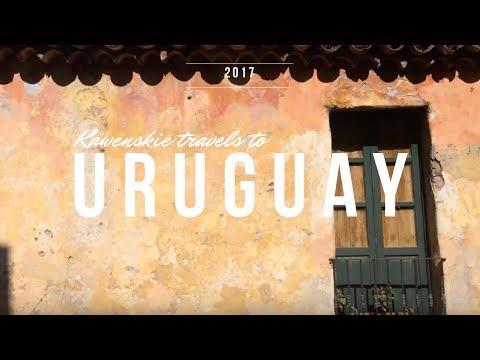 Kawenskie travels to Uruguay