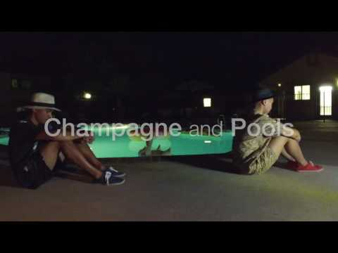 """""""Champagne and Pools"""" - Hoodie Allen feat. Blackbear & KYLE   Julian Nepomuceno Choreography"""