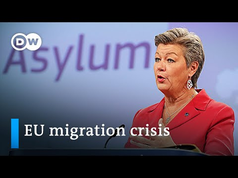 Will The EU's New Migration Pact Solve The European Migrant Crisis?   DW News