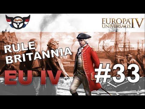 Let's play EU4 Rule Britannia - ep [33]