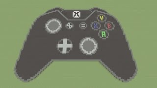 Minecraft Xbox Editions: How to Build a Xbox One Controller