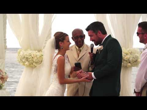 Danielle & Kevin's Offical Wedding Video - Sandals Royal Caribbean Montego Bay Jamaica