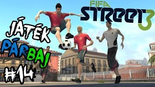 MIT TOL A TAAAAG?! | FIFA STREET 3 | JátékPÁRBAJ #14