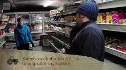 Paluumuuttajat Hermanni ja Sanne