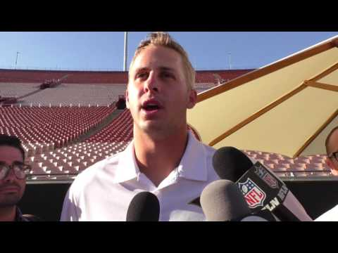 RAMS ALL-ACCESS: Jared Goff, Todd Gurley, Roger Godell