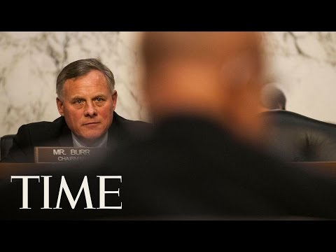 Senate Intelligence Committee Hearings On Russian Interferen