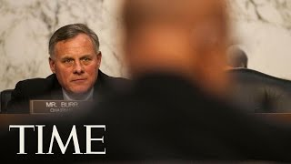 Senate Intelligence Committee Hearings On Russian Interference In The U.S. Election | TIME