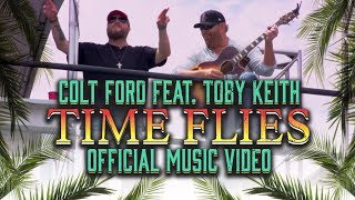 Смотреть клип Colt Ford - Time Flies Feat. Toby Keith