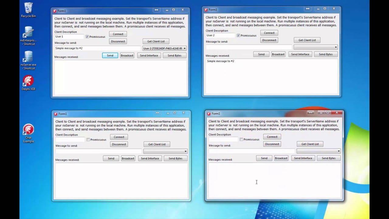download database desktop delphi 7