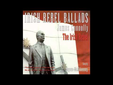 Eugene McEldowney - Irish Rebel Ballads | James Connolly The Irish Rebel | Full Album