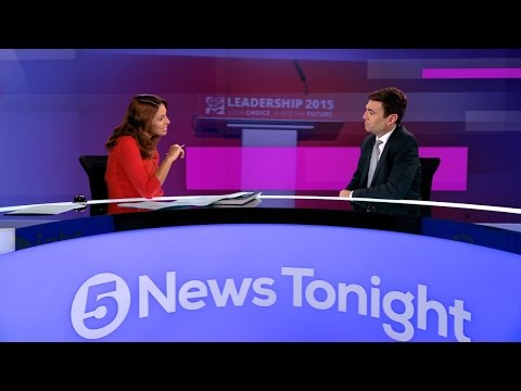 Andy Burnham: I'm worried about future of Labour