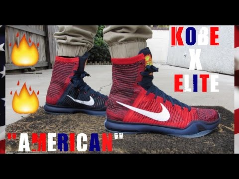 timeless design 7d297 88fe0 Nike Kobe X Elite