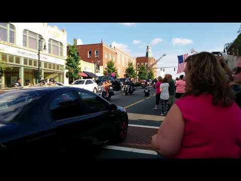 Tilley memorial ride Statesville NC