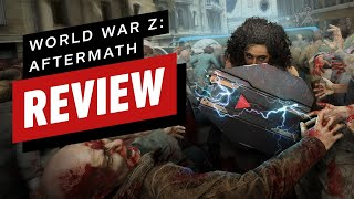 World War Z Aftermath Review (Video Game Video Review)