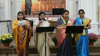 Video Christian Telugu Songs || Aradhanaku Yogyuda || UTCCNJ Women's Retreat || Oct' 2017 download MP3, 3GP, MP4, WEBM, AVI, FLV Maret 2018