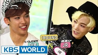 Global Request Show : A Song For You 3 - Ep.6 with NU'EST & C-Clown