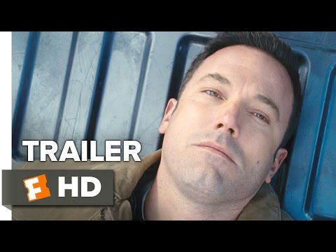 The Accountant Official Trailer #1 (2016) - Ben Affleck Movie HD