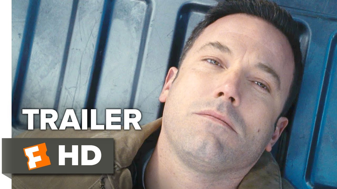 The Accountant Official Trailer #1 (2016) - Ben Affleck Movie HD - YouTube