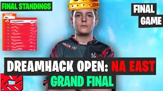 Dreamhack Open NAE Grand Final Game 8 Highlights - Final Standings